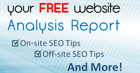 Get Your Free SEO Report Here