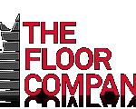 floor company logo white background