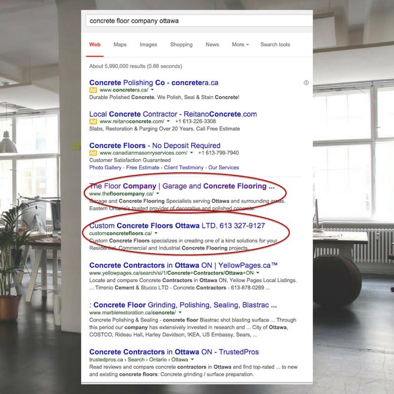 local keyword rankings seo company profit parrot