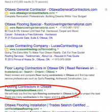Flooring Contractor in Ottawa