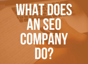 What does an seo company do_