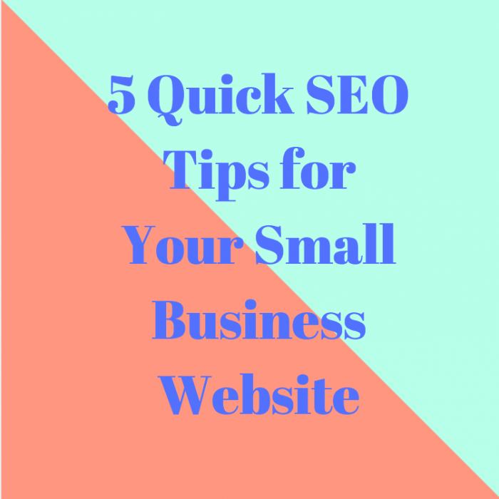 quick seo tips ottawa seo company small business
