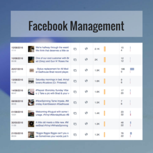 facebook management ottawa seo company