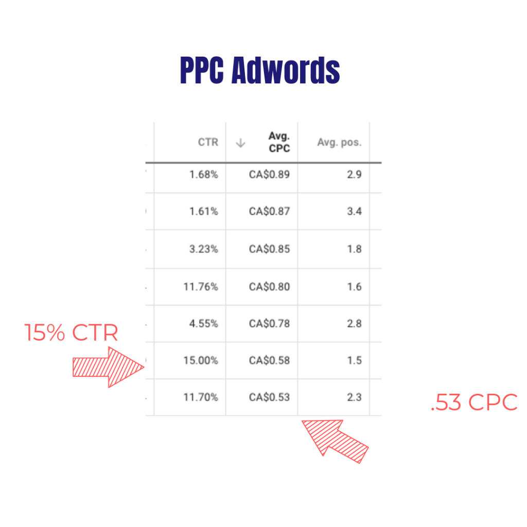 PPC Adwords manager