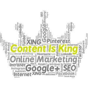 content marketing seo profit parrot link building