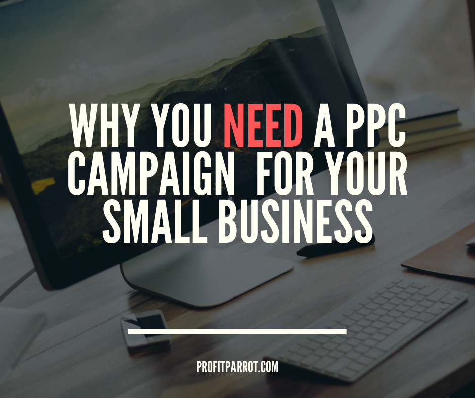 Why You Need A PPC Campaign For Your Small Businessywriter.
