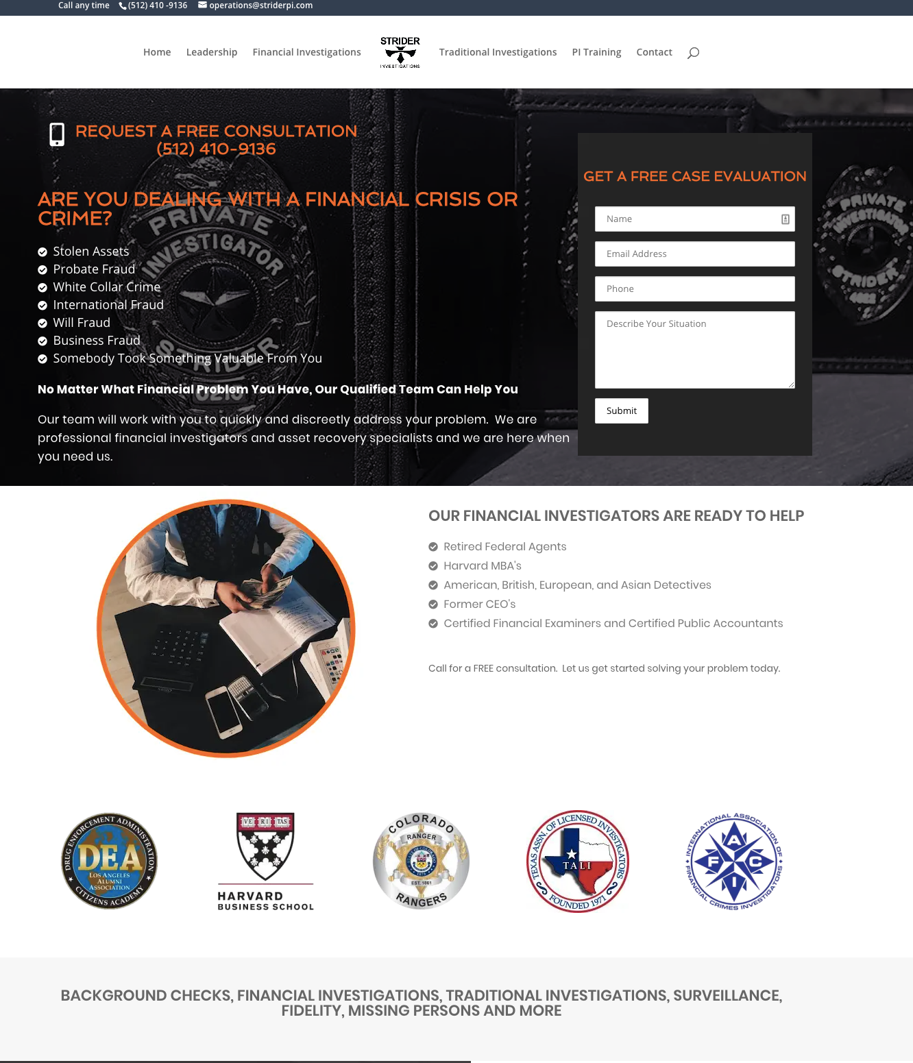 landing page design ottawa seo company