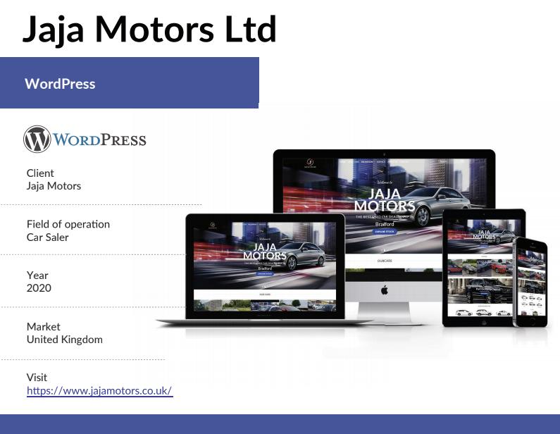 auto site wordpress design ottawa